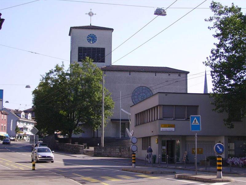 Katholische Kirche Bruggen