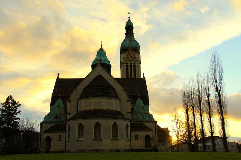 Kirche St. Maria Neudorf