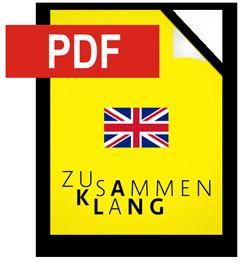 Pressemappe englisch